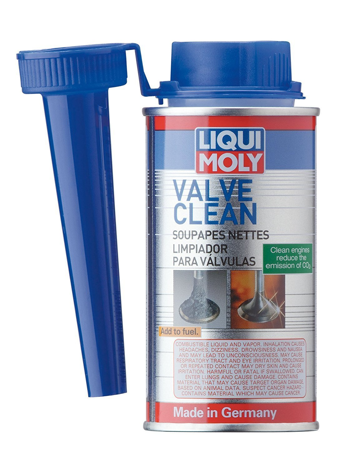 Liqui Moly (2001-12PK) Valve Clean - 150 ml, (Pack of 12)