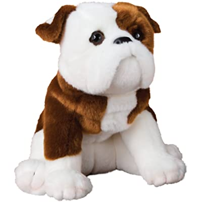 Douglas Hardy Bulldog Plush Stuffed Animal: Toys & Games