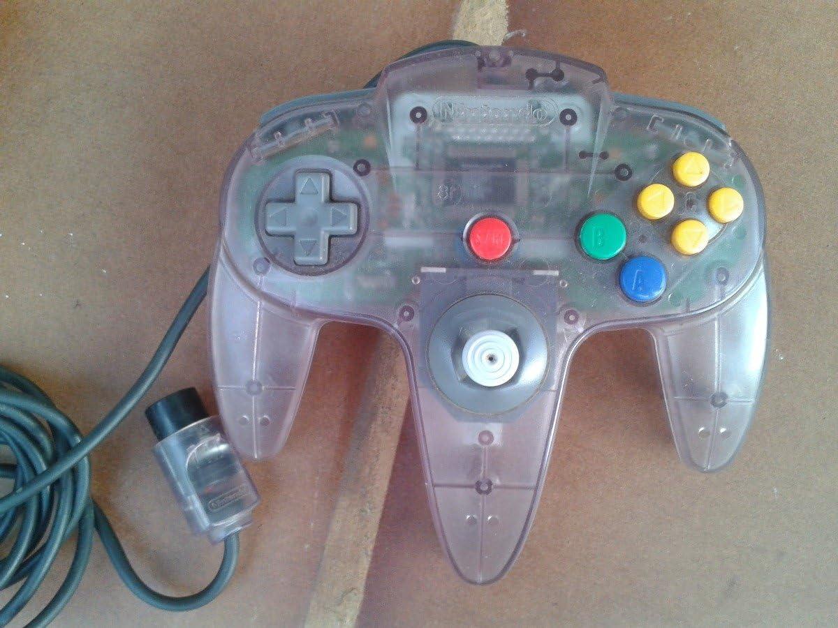 amazon com nintendo 64 controller atomic purple unknown video gamesNintendo 64 Controller Layout N64 Atomic Purple Controller Nintendo 64 #5
