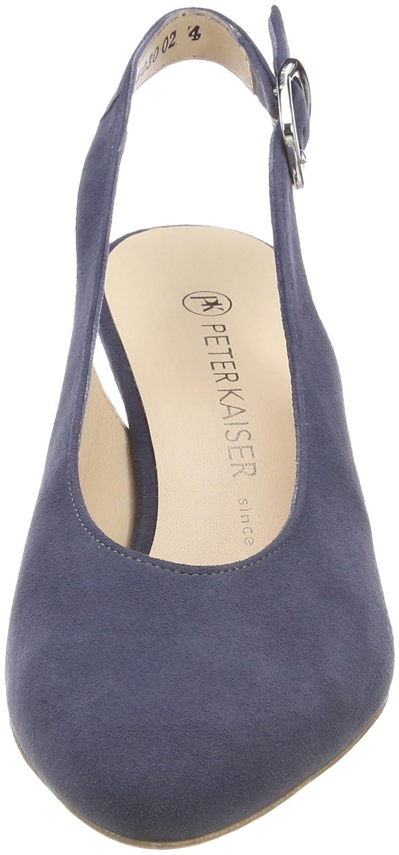 01a8a25c922273 Peter Kaiser Damen Lidia Slingback Pumps  Amazon.de  Schuhe   Handtaschen