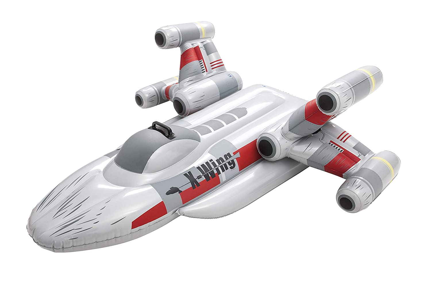 Nave Espacial Hinchable Bestway Star Wars X-Fighter Rider: Amazon ...