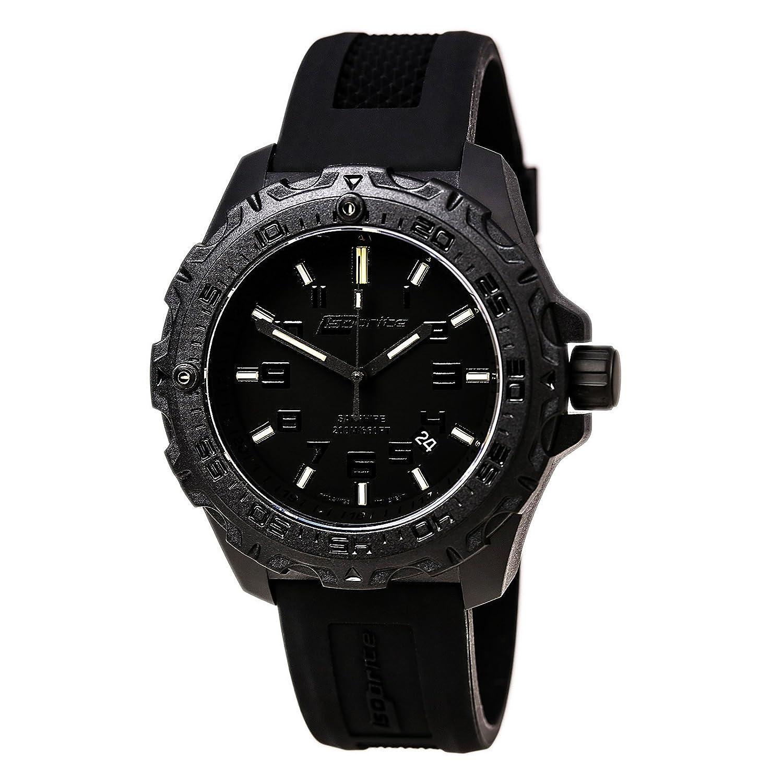 Isobrite T100 Eclipse Watch Blue & Orange Tritium ISO201