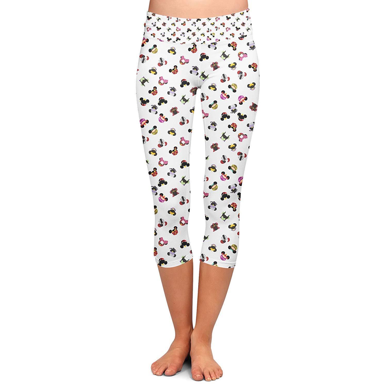 Pantalones Moda Mujer Disney Villanos Chic Orejas Ropa De ...