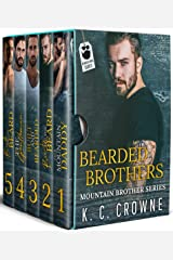 Bearded Brothers: Mountain Man Suspense Thriller Romance Series Kindle Edition