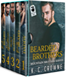 Bearded Brothers: Mountain Man Romance Series