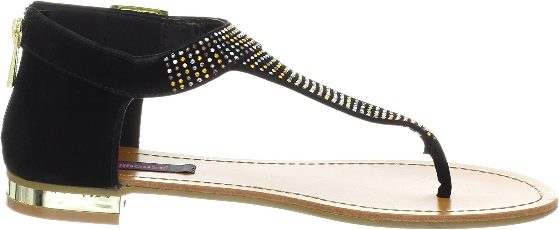 Dollhouse Womens Delight Thong Sandal