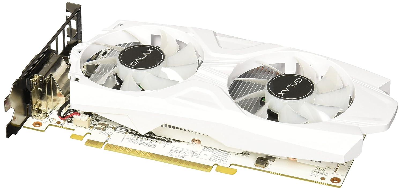 Amazon.com: Galax GeForce GTX 1050 Ti exoc blanco: Computers ...