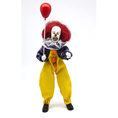 Mego Wave 7 - Movie Assortment (IT-Pennywise): Toys & Games