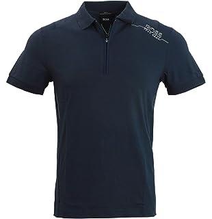 Hugo Boss Mens Cotton t-Shirt tee 4 50377713 100 White