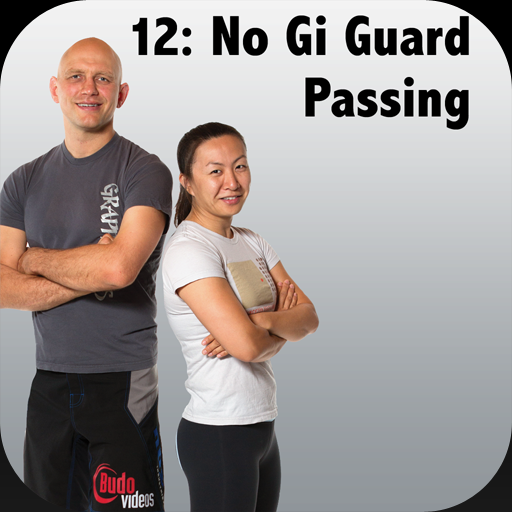 How to Defeat the Bigger, Stronger Opponent with BJJ, Vol 12 - No Gi Guard Passing