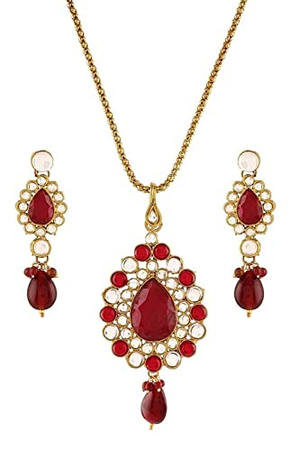 with product for in set of necklace wl prices india code online and stone shopping kundan buy women ad sukkhi gold best elegant changeable plated rediff