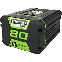 GreenWorks GBA80200 80-Volt Lithium-Ion Battery