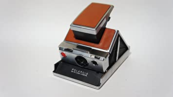 Amazon.com : Polaroid SX 70 Vintage Camera : Electronics
