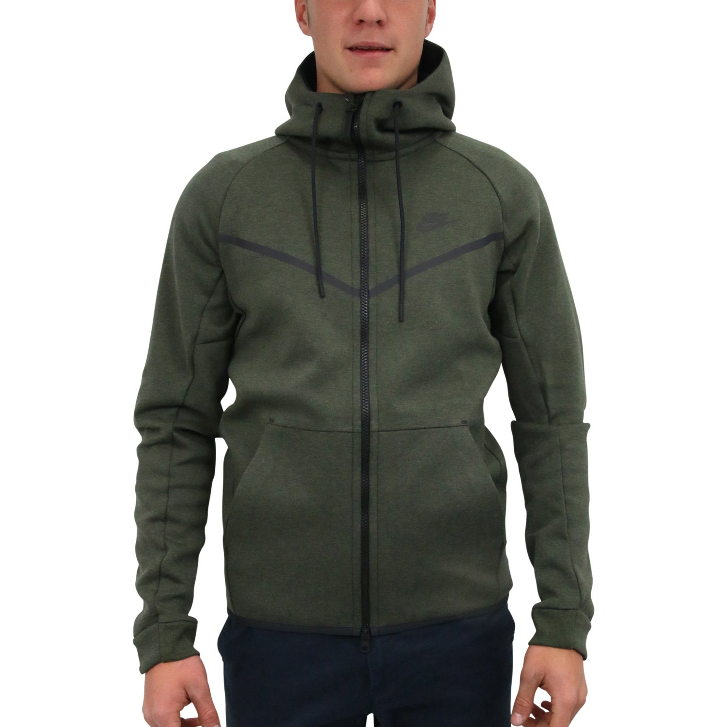 bc6cc56036 Galleon - Nike Sportswear Tech Fleece Windrunner Full-Zip Hoodie ...