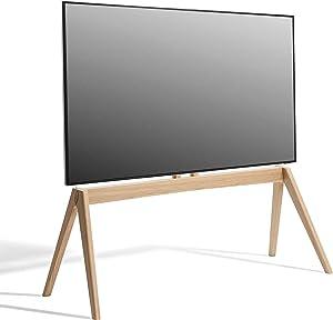 Vogel's Next OP2 Scandinavian Design TV floorstand for 55 - 77 inch TV's, VESA max. 400x400 mm, max. 50kg