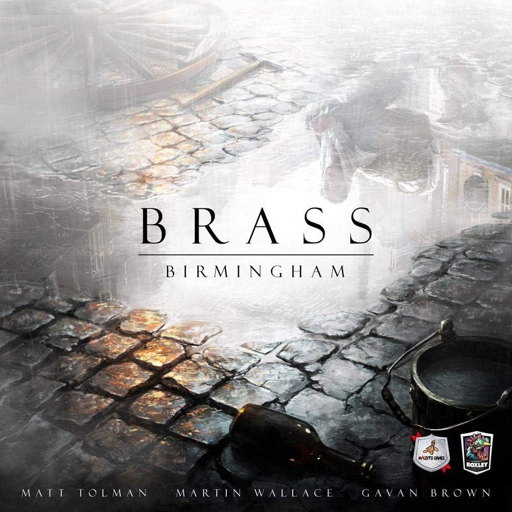 Maldito Games Brass Birmingham - Juego de Mesa [Castellano]: Amazon.es: Juguetes y juegos