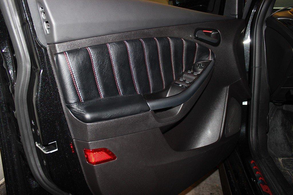 Amazon.com: Ford Focus Mk3 2011-16 insercion de puertas delanteras de RedlineGoods: Automotive