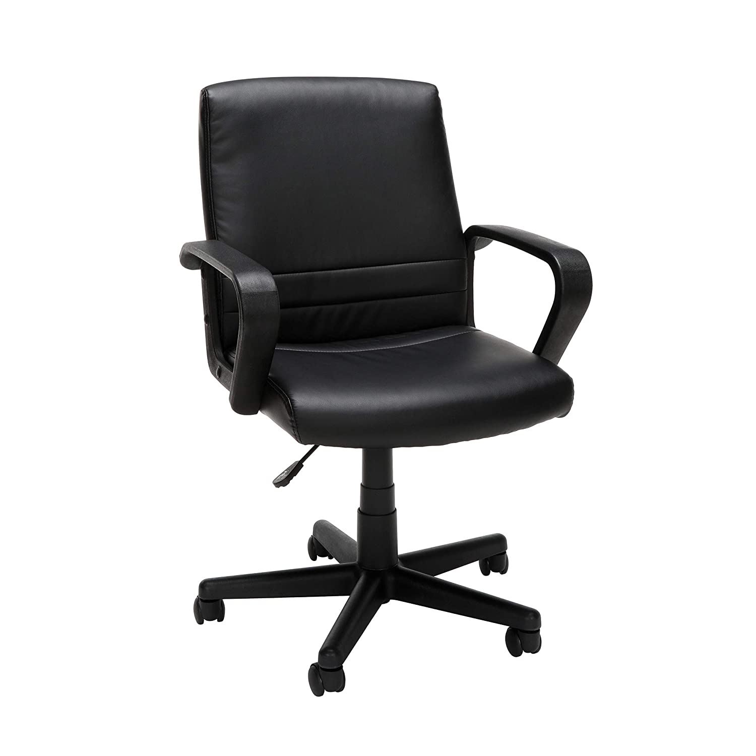 Essentials Mid-Back Executive Chair – Comfortable Conference and Computer Chair