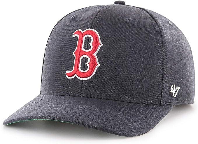 47 Brand Gorra Classic MVP Snapback Red SoxBrand de Beisbol ...