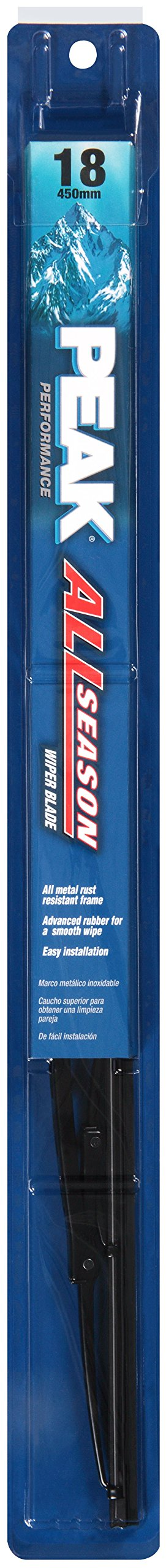 Peak ASV181 All Season 18-Inch Wiper Blade (Pack of 1) by Peak (Image #1)