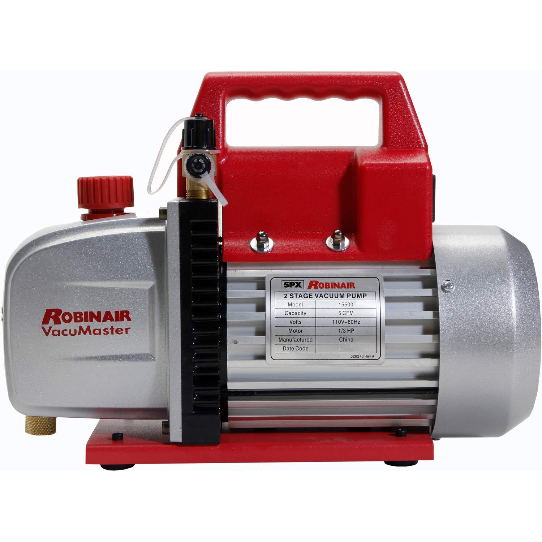 Robinair (15500) VacuMaster Economy Vacuum Pump - 2-Stage, 5 CFM by Robinair (Image #1)