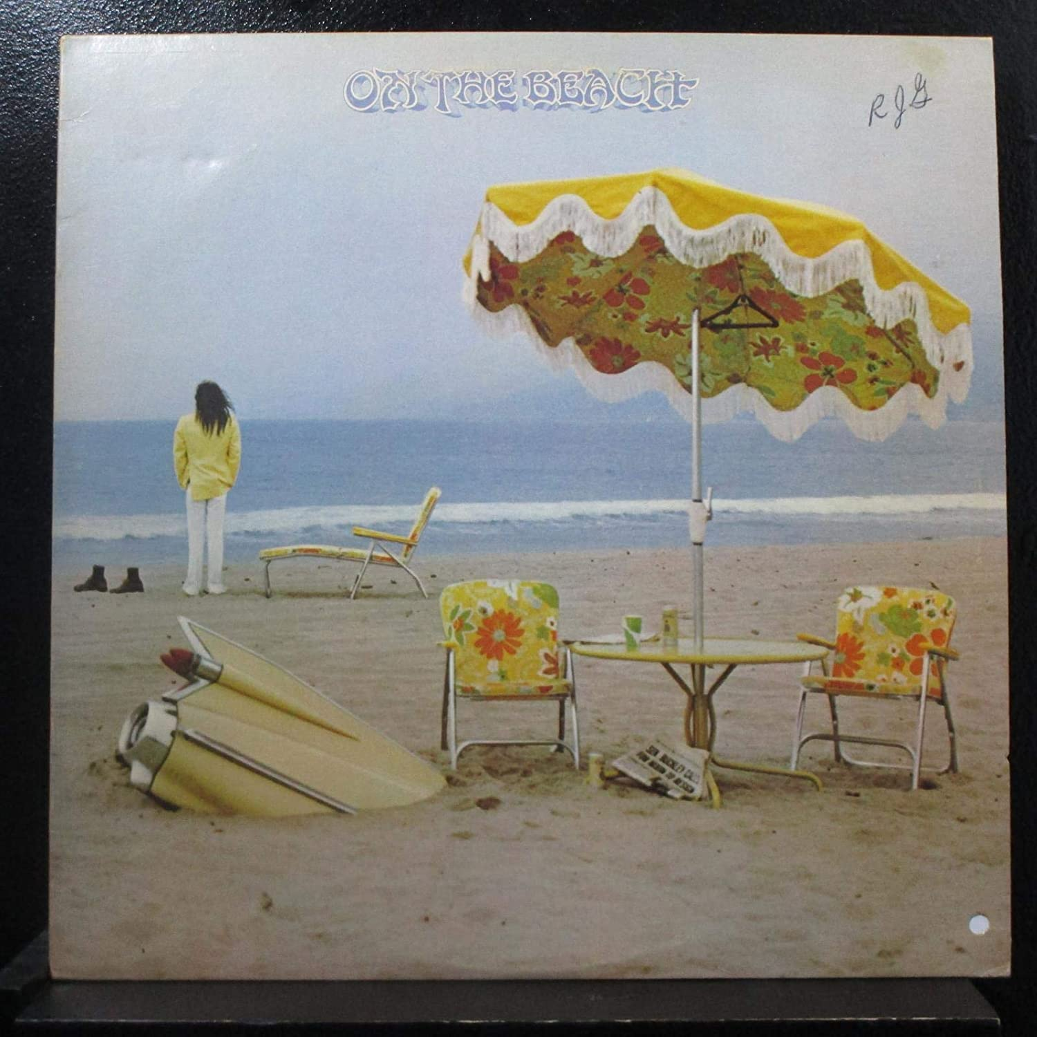 on the beach LP