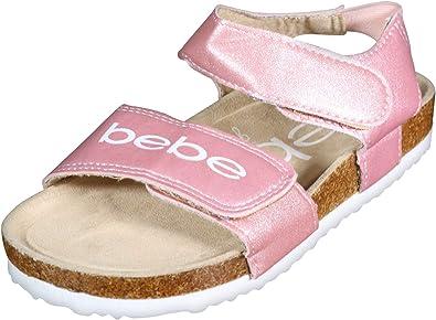 bebe Toddler Girl's Comfortable Cork