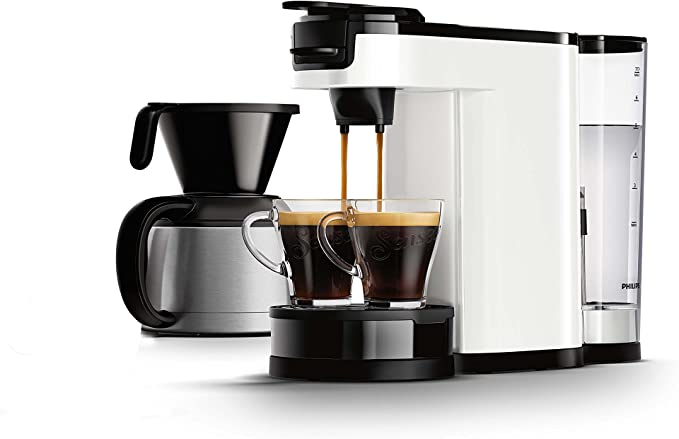 Senseo HD7892/01 Independiente Semi-automática - Cafetera ...
