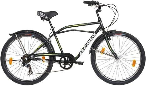 Atala 2019 Urban Style - Bicicleta de Paseo con Ruedas de 26 ...