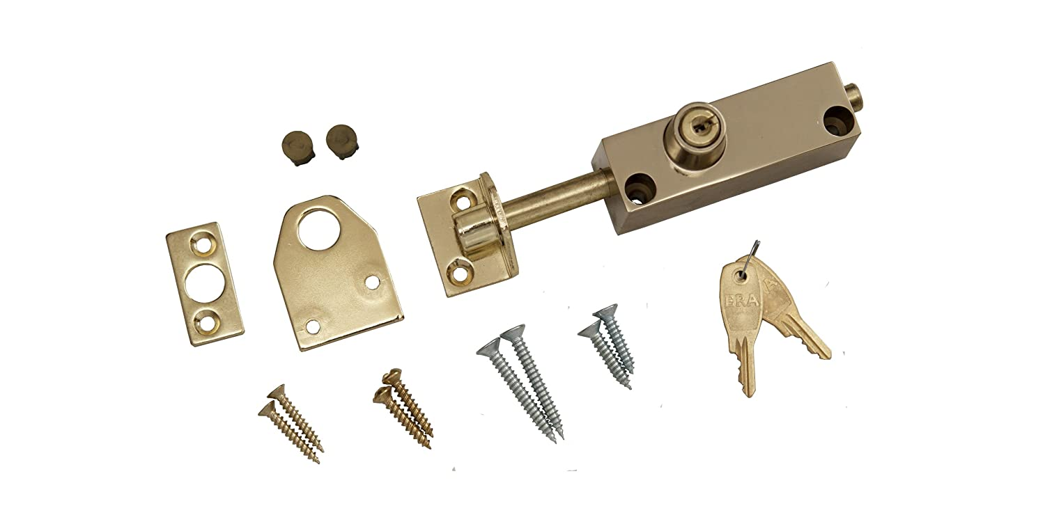 ERA 807-32 Multi-Purpose Bolt with Brass Effect