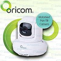 Oricom Pan Tilt Camera for SC850 with PSU, White