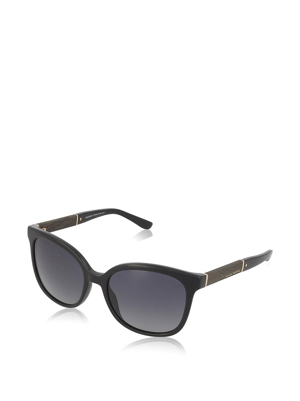 BOSS Hugo 0663/S HD NOV 54 Gafas de Sol, Negro Wood Blk/Grey ...