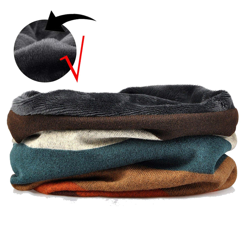 Moktasp Autumn Winter Beanie for Men Women Slouchy Hat Helmet Liner Cotton Sports Cycling Hat Breathable Chemo Cap