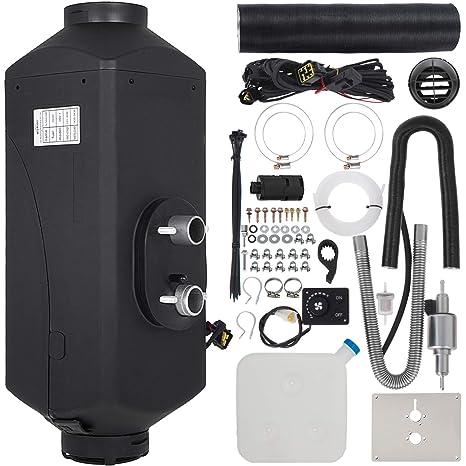 Amazon.com: Happybuy - Calentador de aire diésel de 5 kW ...