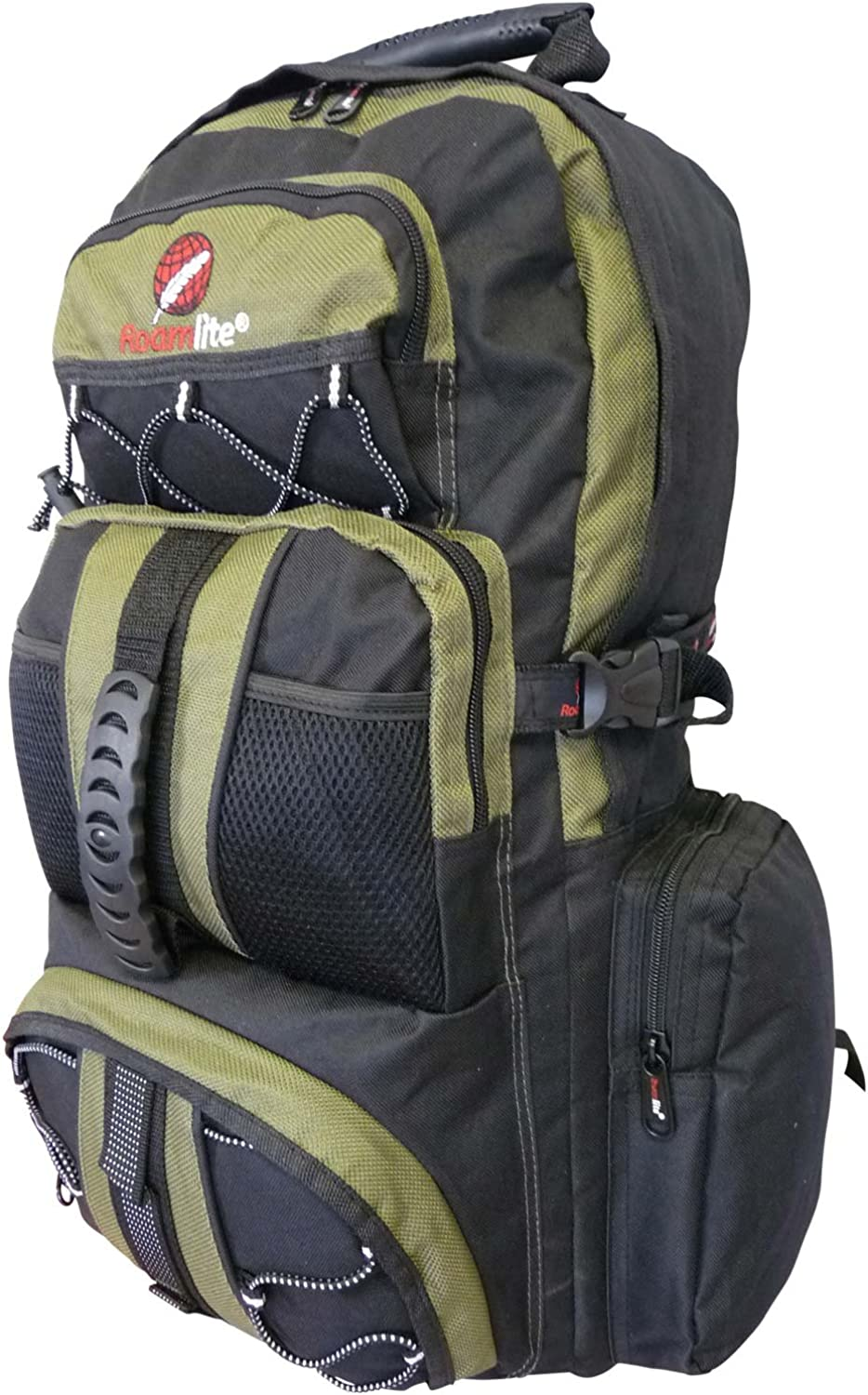 50 to 55 Litre Ltr Hand Luggage Size Roamlite Large Camping Backpacks Bags