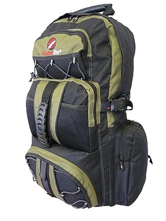 Medium Large Camping Backpack Rucksacks - 50 55 Litre Ltr Bags - Duke of  Edinburgh DofE 81723d116822a