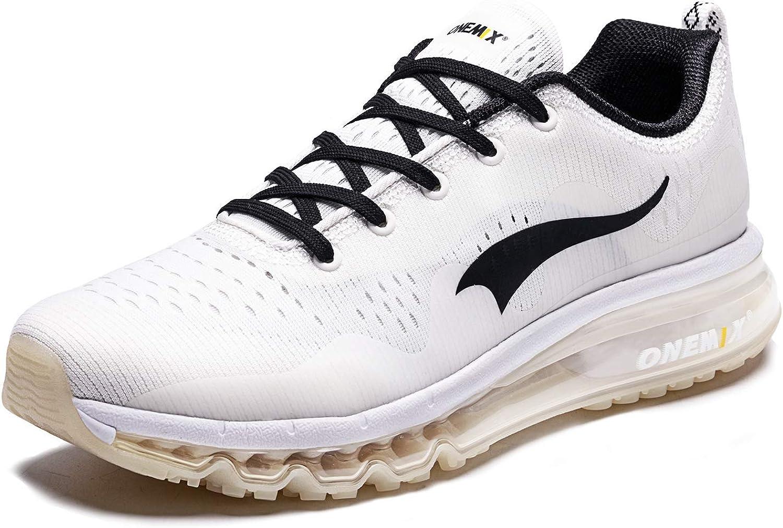 ONEMIX Zapatillas Deportivas para Hombre Zapatillas de Running de Vampiro de Punto Transpirable Zapatillas Deportivas Ligeras para Exteriores Zapatillas de Tenis con Amortiguación de Aire: Amazon.es: Zapatos y complementos