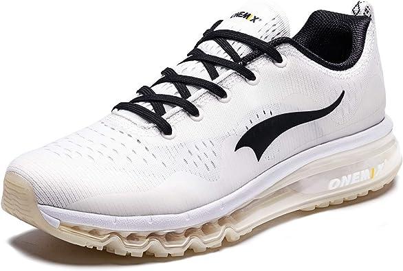 ONEMIX Zapatillas Deportivas para Hombre Zapatillas de Running de ...
