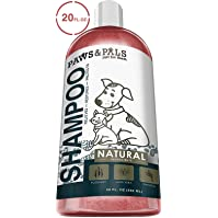 Natural Oatmeal Dog-Shampoo and Conditioner by Paws & Pals