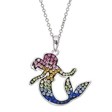 Amazoncom Disney Little Mermaid Jewelry For Women And Girls Ariel