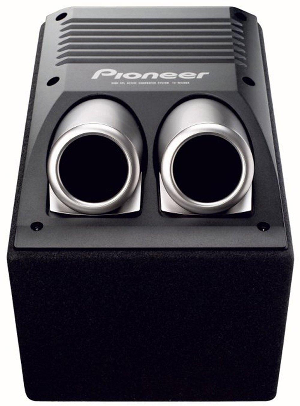 Pioneer TS WX 206 A negro Subwoofer componente de 150 W