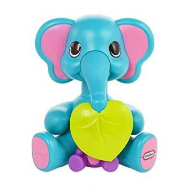 Little Tikes Fantastic Firsts Peeky Pals Elephant Press & Spin: Toys & Games