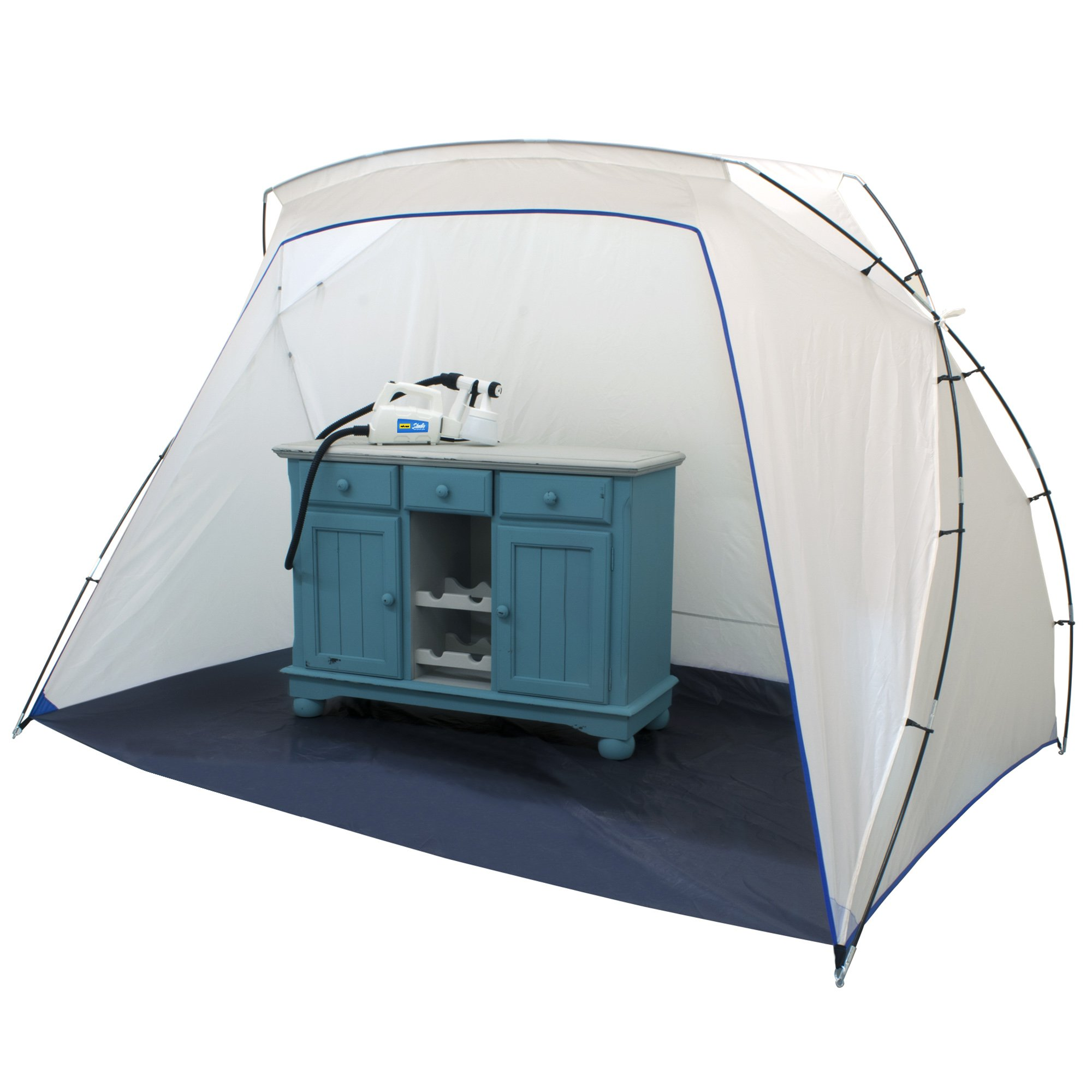 Wagner 0529055 Studio Spray Tent with Built-In Floor