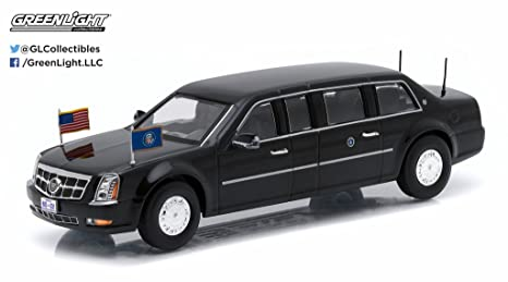 Greenlight 1:43 Presidential Limos 2009 Cadillac Limousine U0026quot;The  Beastu0026quot; ... Design Inspirations