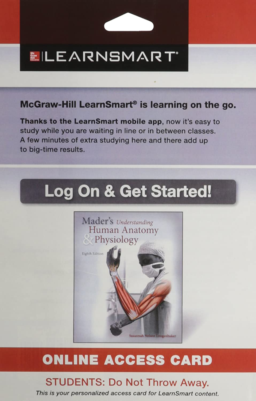 Amazon Learnsmart Standalone Access Card For Longenbaker
