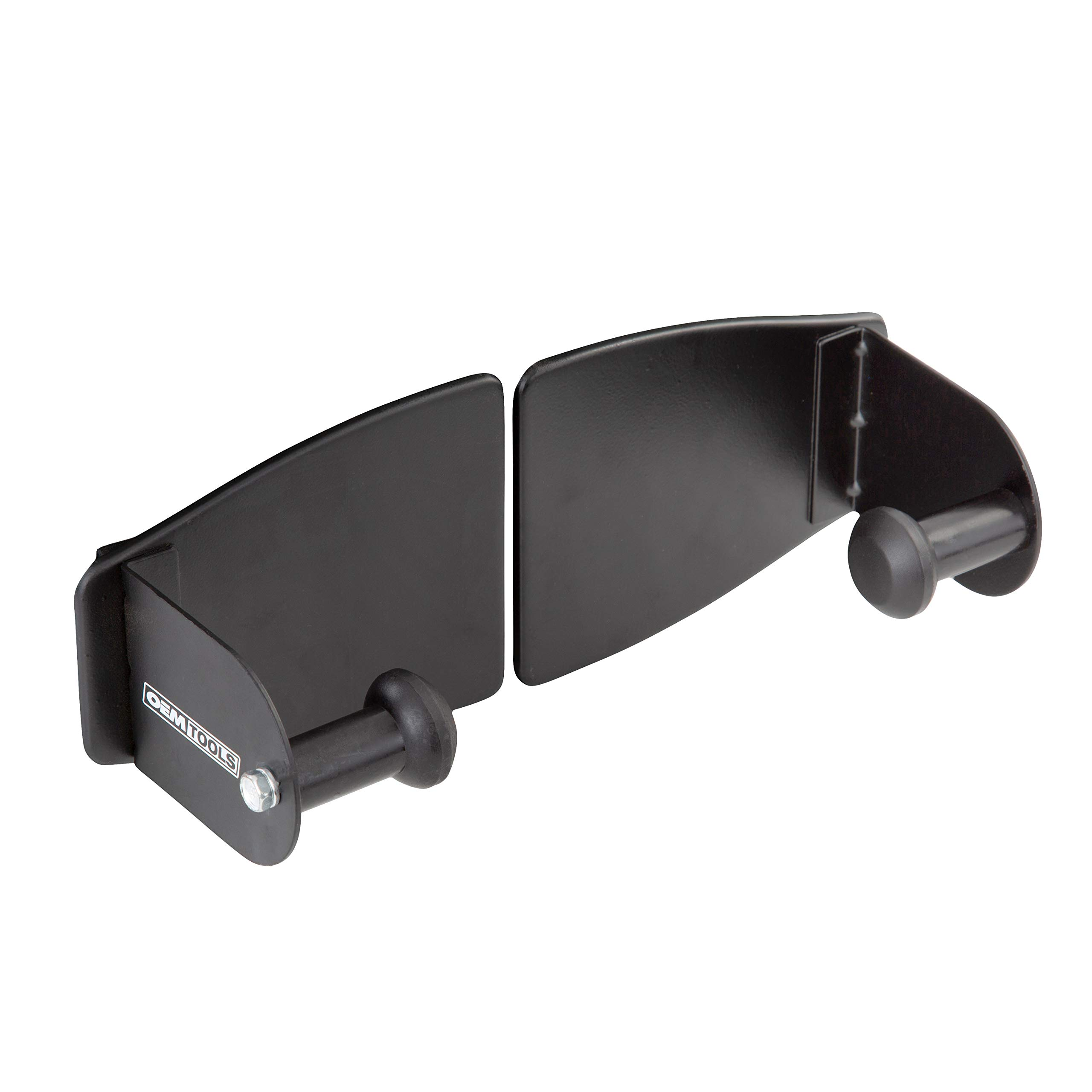 OEMTOOLS 24952 Black Magnetic Paper Towel Holder