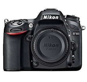 Nikon D7100 24.1 MP DX-Format CMOS Digital