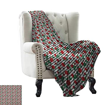 Magnificent Amazon Com Belleackerman Custom Sofa Bed Throw Blanket Rose Pdpeps Interior Chair Design Pdpepsorg