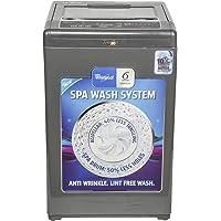 Whirlpool 6.5 kg Fully-Automatic Top Loading Washing Machine (Whitemagic Premier 6.5, Grey)
