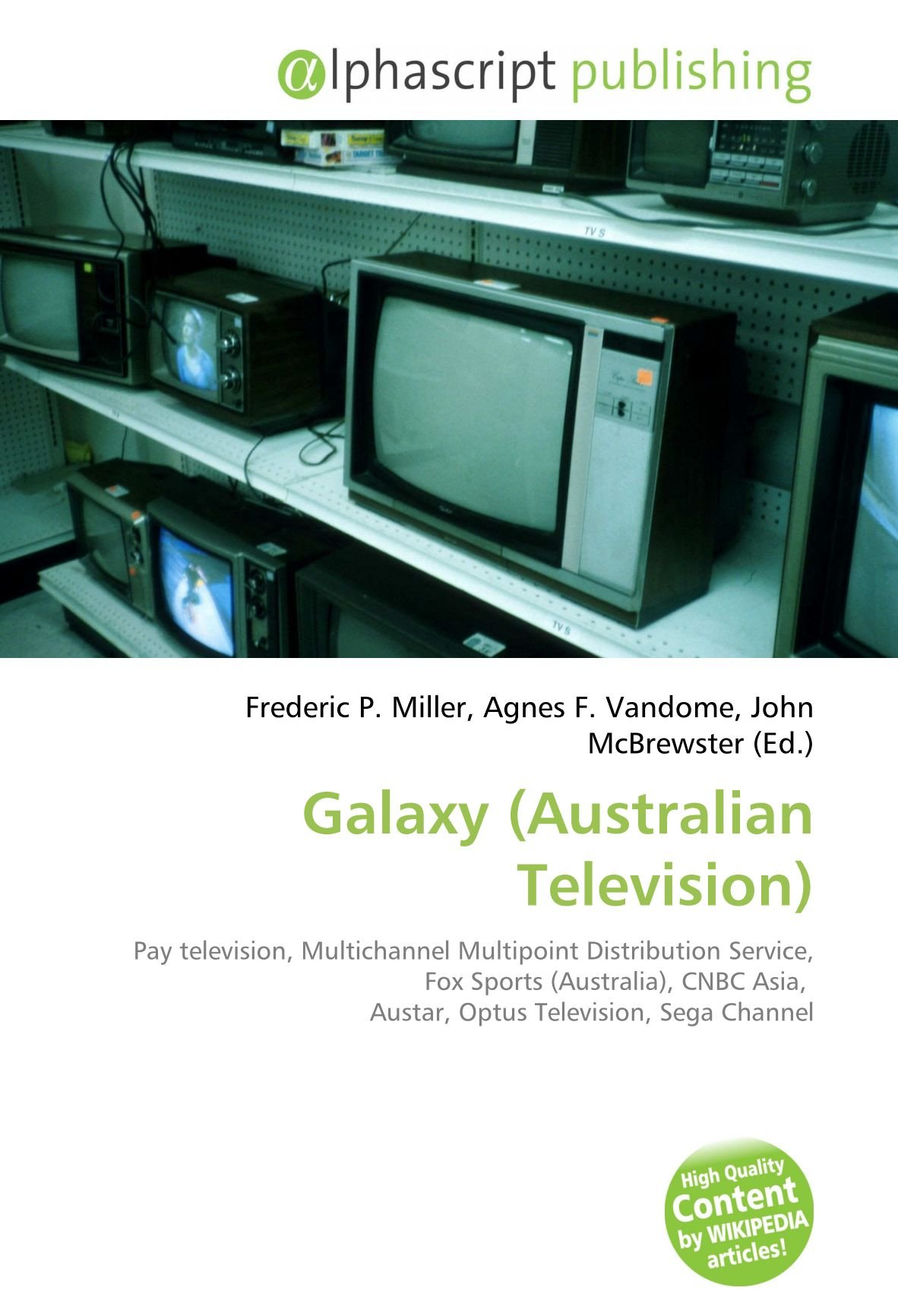 Galaxy Australian Television : Pay television, Multichannel ...